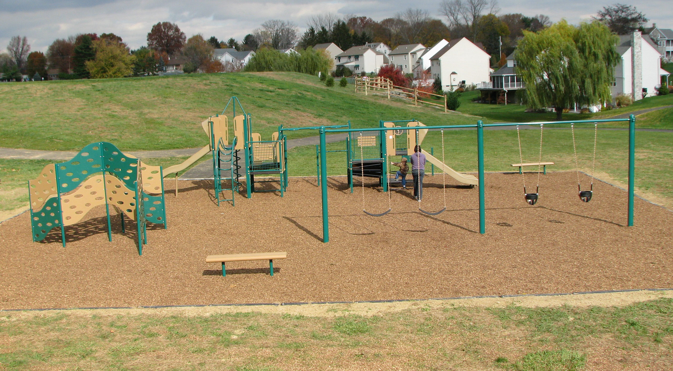HEATHERFIELD PLAYGROUND